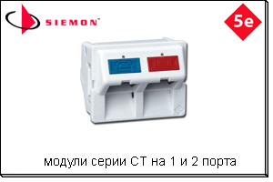 CT-C5-C5-02 Siemon Madex