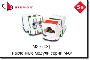 MX5-(XX) Siemon Madex