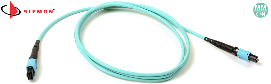 40/100G Equipment Cords (MJS) MTP - MTP OM4 Standard Loss